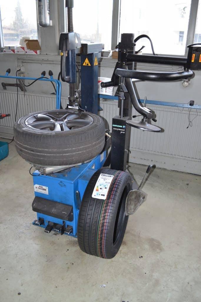 Pneu montage garage hp buser ag for Garage montage pneu